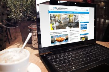 oil and gas company website