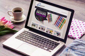 premium gift website design