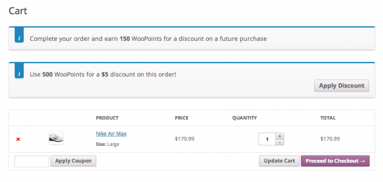 How to create Shortcode for WooCommerce Points & Rewards Plugin