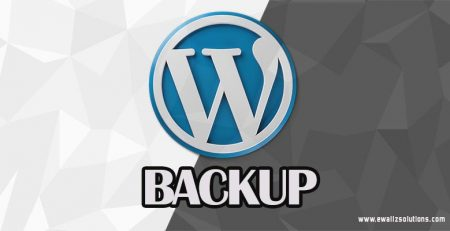 Wordpress Backup Plugin Error