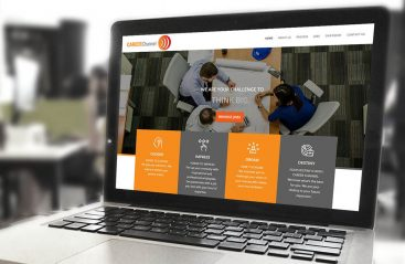 Recruitment Company Web Design & System