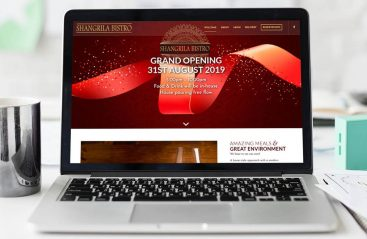 Food & Beverage Web Design