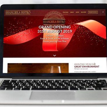 Food & Beverage Web Design